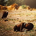 1994-Waiting Game for Sudanese Child-Kevin Carter