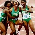 1993-OLYMPICS IN BARCELONA-巴塞隆納奧運-Ken Geiger