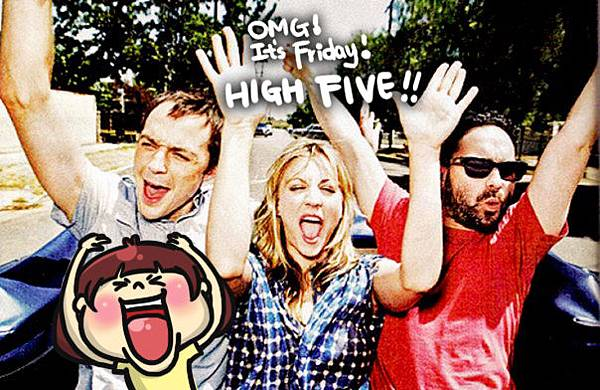 0524-HIGH FIVE