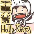 不專業Hallo ketty