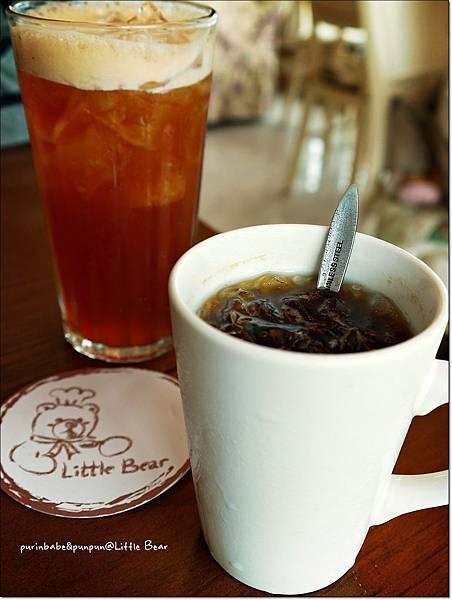 27冰咖啡與伯爵紅茶.JPG