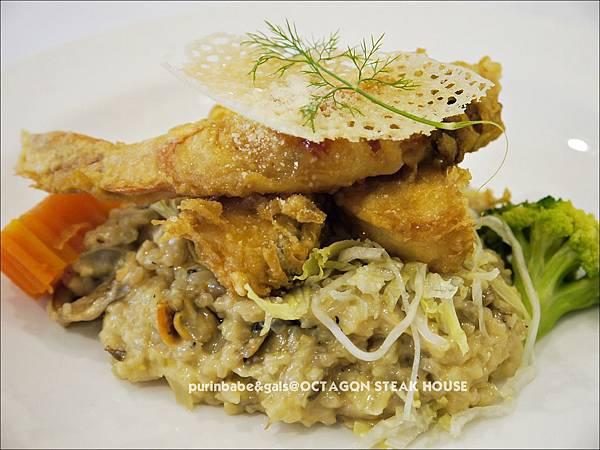 20海味鮮菇燉飯
