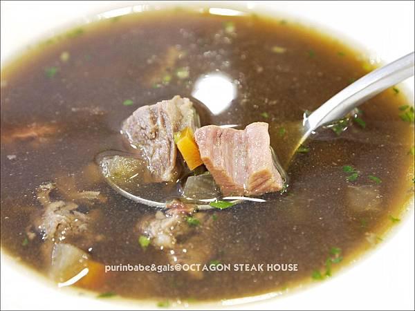 14牛肉清湯