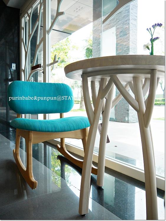 8森林圓桌與羅德列克搖椅