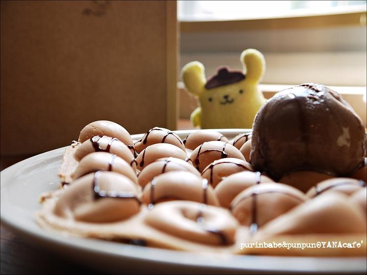 34巧克力雞蛋仔
