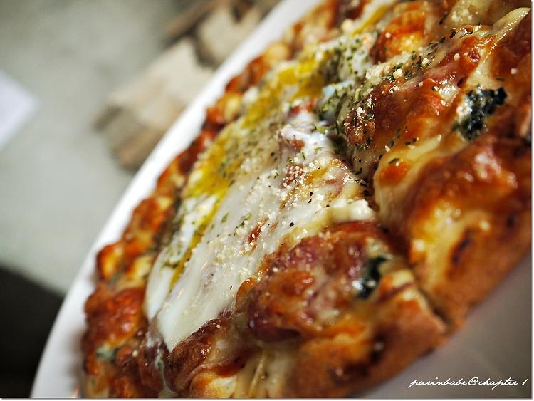 30披薩近拍