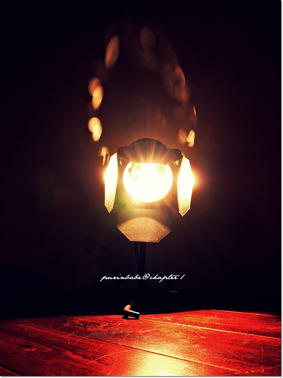 21地下室投射燈