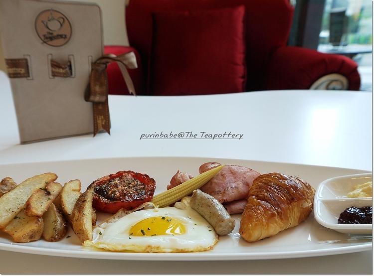 31英式經典早餐