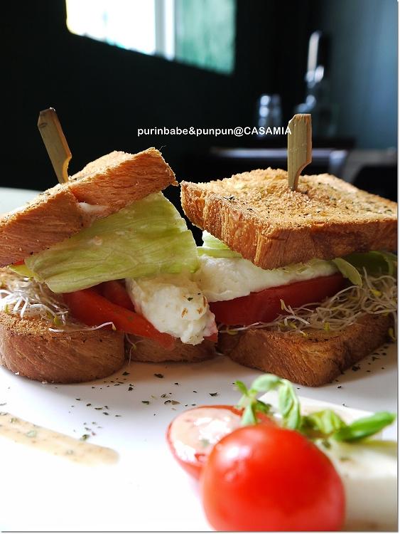 29田園鮮蔬丹麥三明治