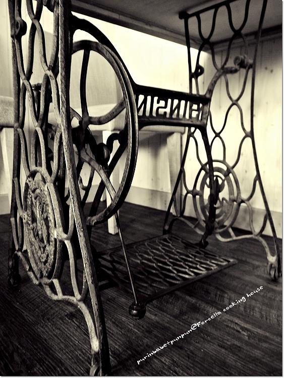 14裁縫車腳架