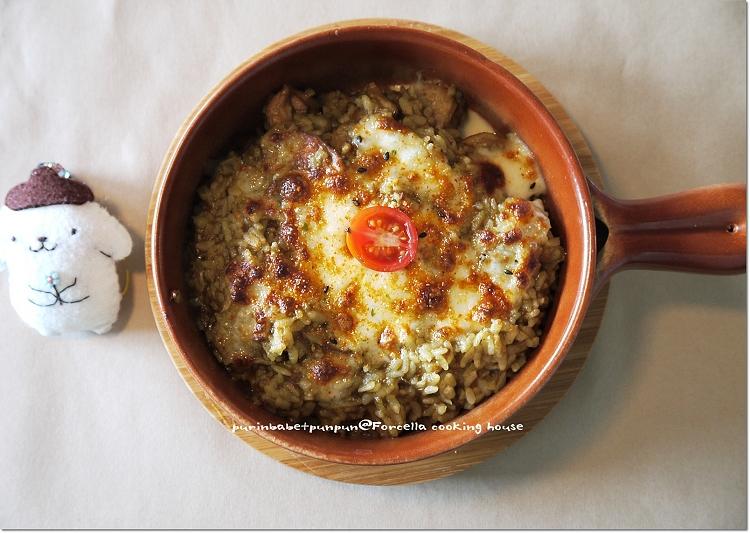 31咖哩雞肉焗烤飯
