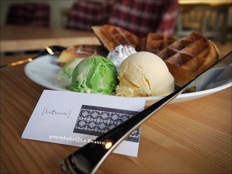 33冰淇淋鬆餅