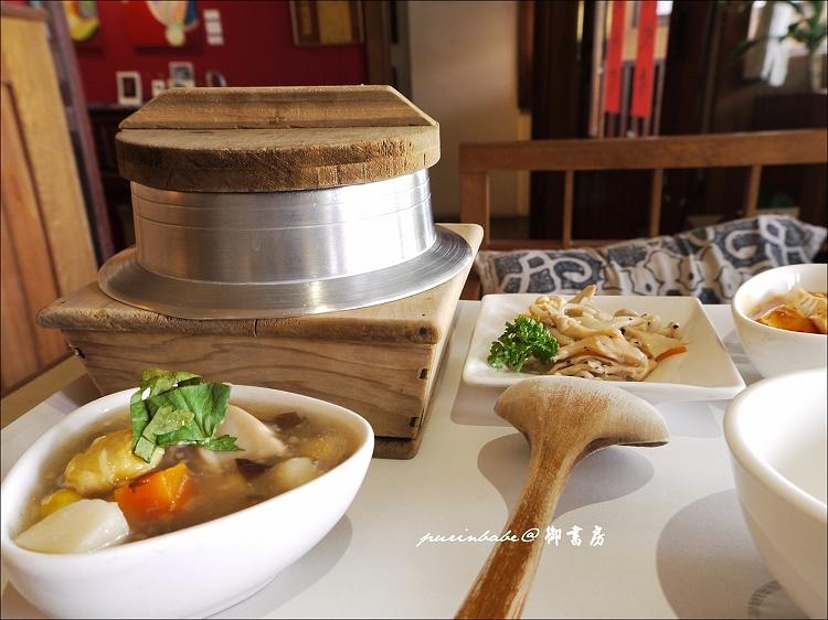 32素食蔬菜有機糙米粥