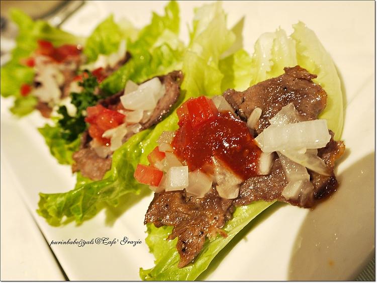 14韓式辣味牛肉手捲