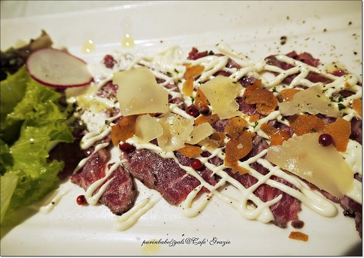 18義式生牛肉