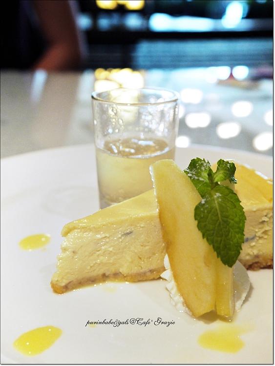 27藍紋起司蛋糕