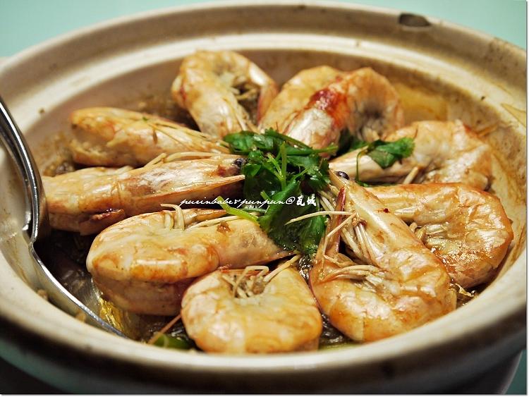 24冬粉鮮蝦煲1