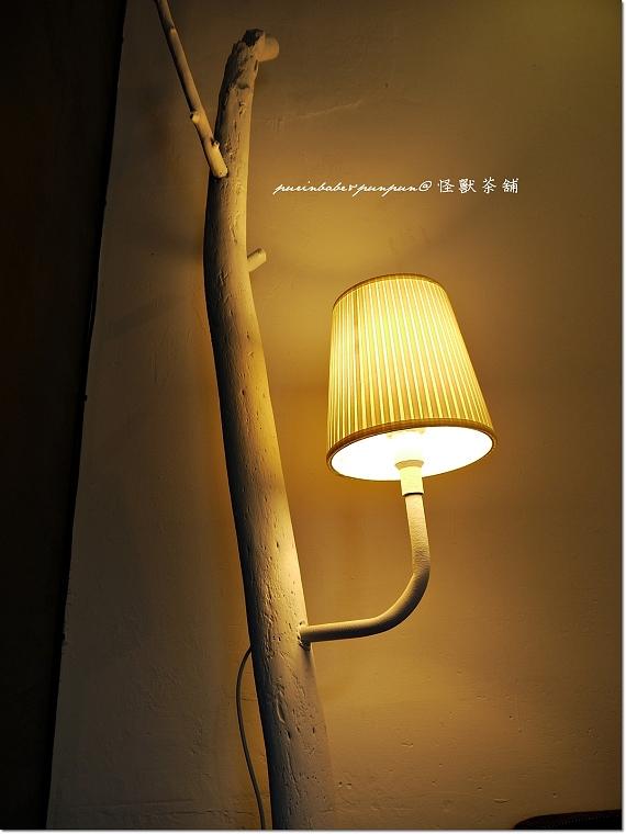 11漂流木立燈