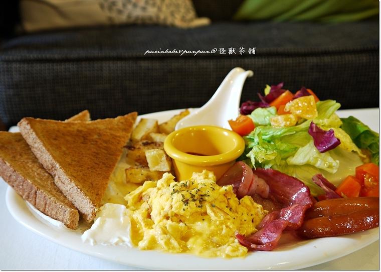 25法式早餐盤