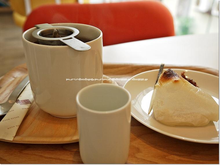 32日式麻糬加茶