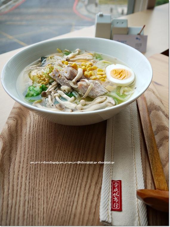 25松阪蕈菇蔬菜湯麵