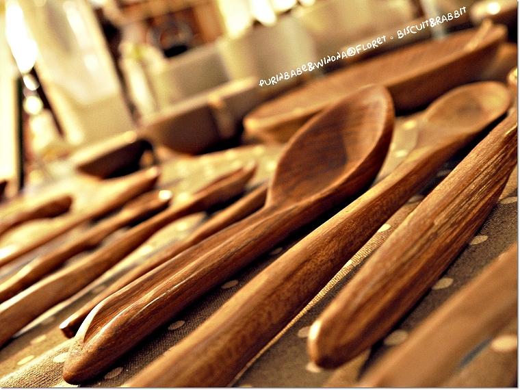 10木質餐具