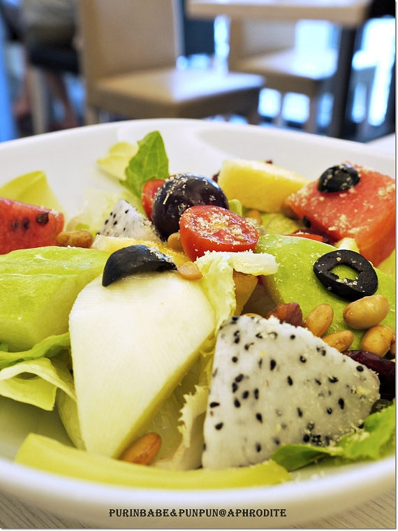 24水果沙拉