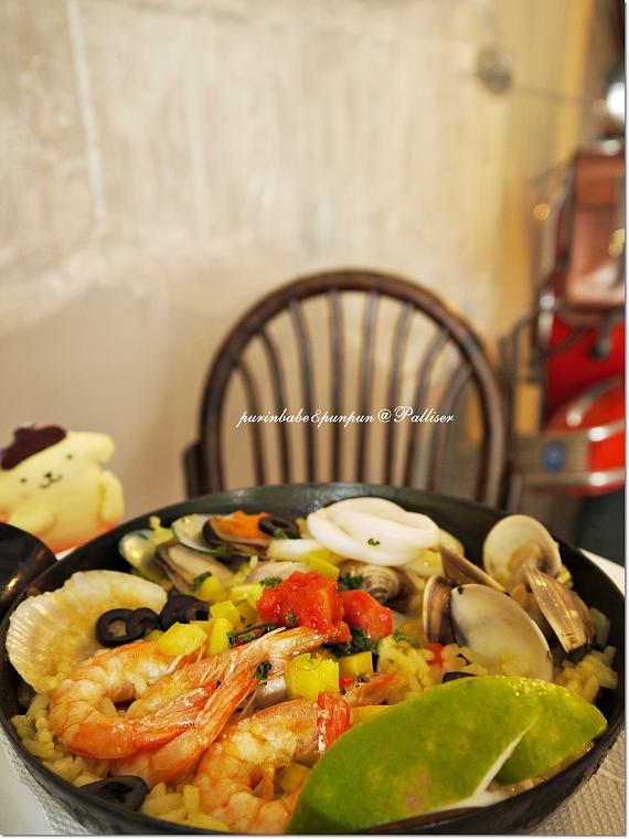 28西班牙海鮮飯