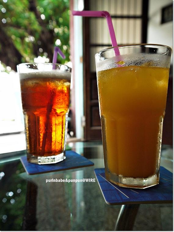 30紅茶與柳橙汁