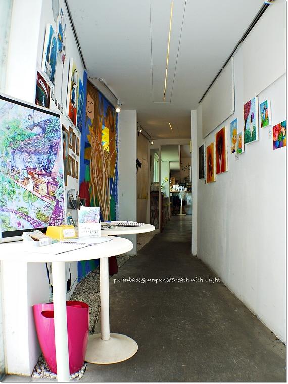 5入口展覽長廊