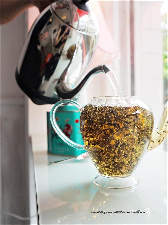 29桌邊沖茶