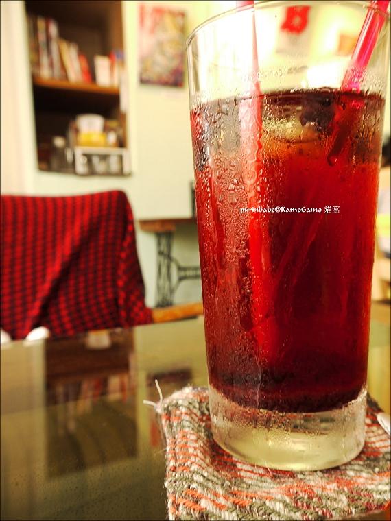 48莓果冰茶