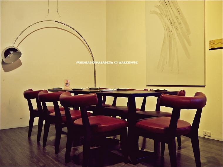 15長桌區
