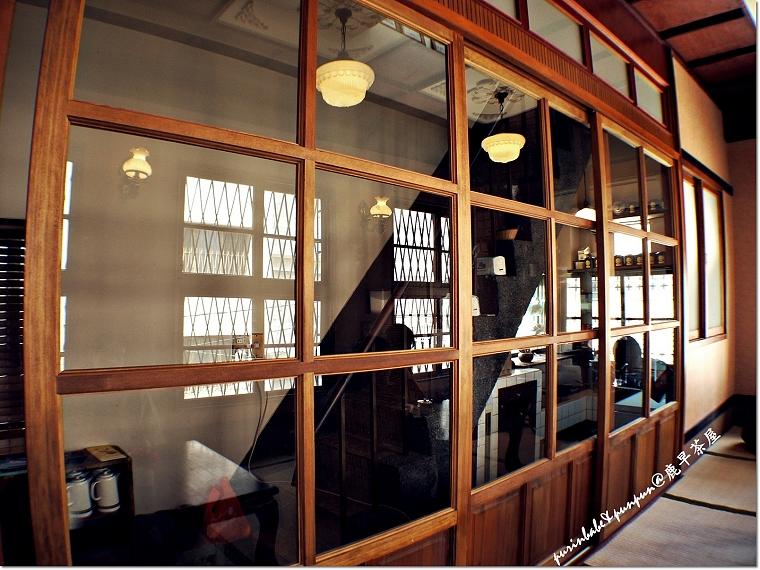 16和室玻璃