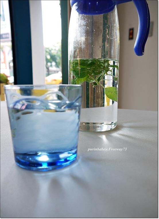 21香草開水