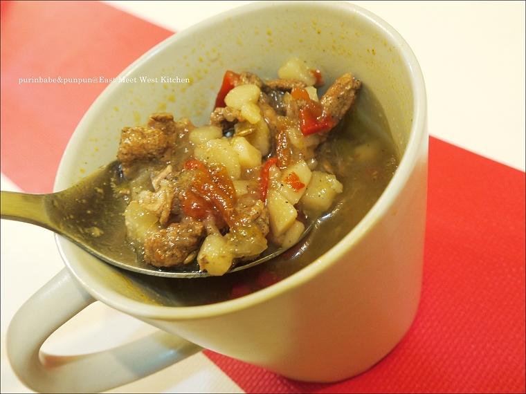 17Gulyas soup
