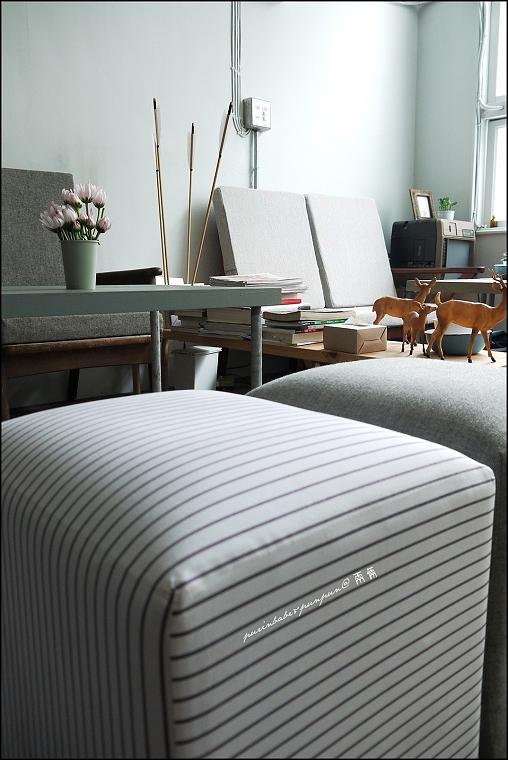 16泡棉椅