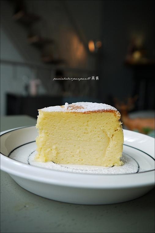 38舒芙蕾起司蛋糕