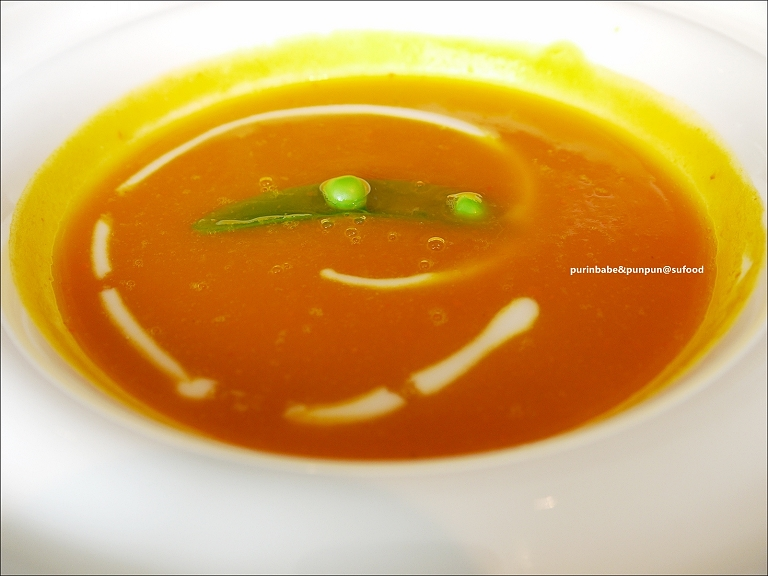 21米蘭南瓜濃湯1