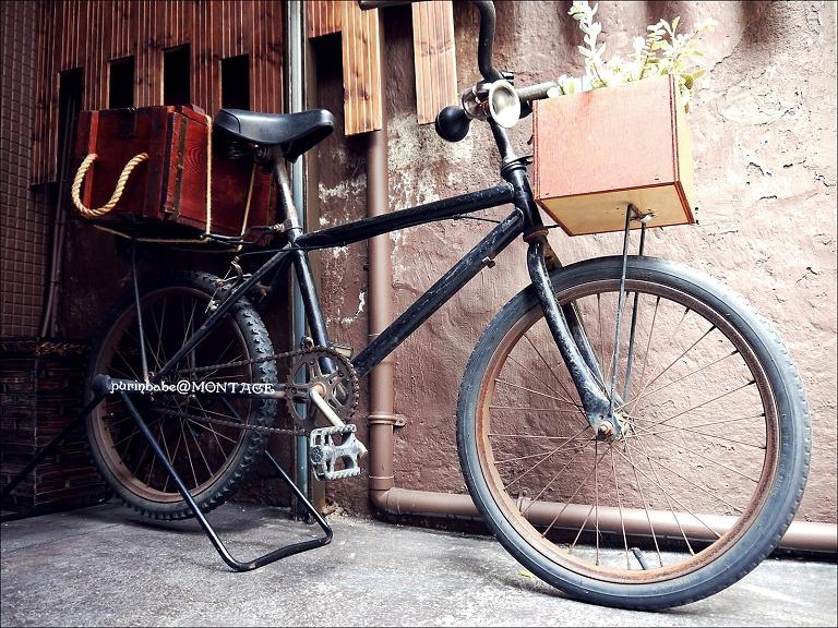 5庭院單車