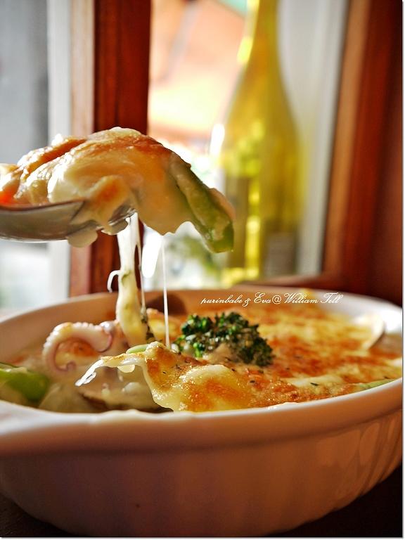 19奶油海鮮焗飯2