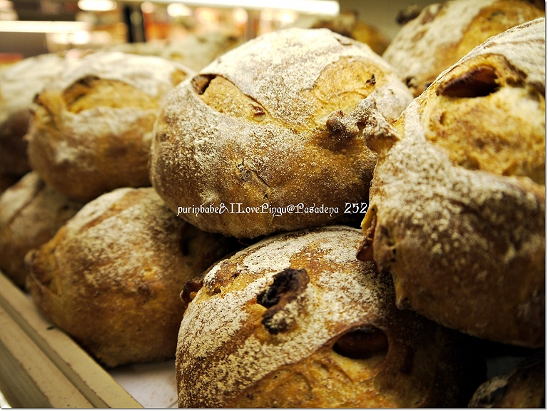 6酒釀芒果麵包