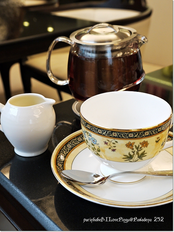 23紫羅蘭茶