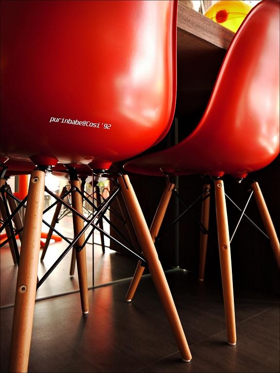 14楓木腳椅2