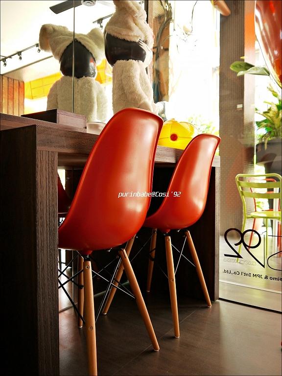 13楓木腳椅1