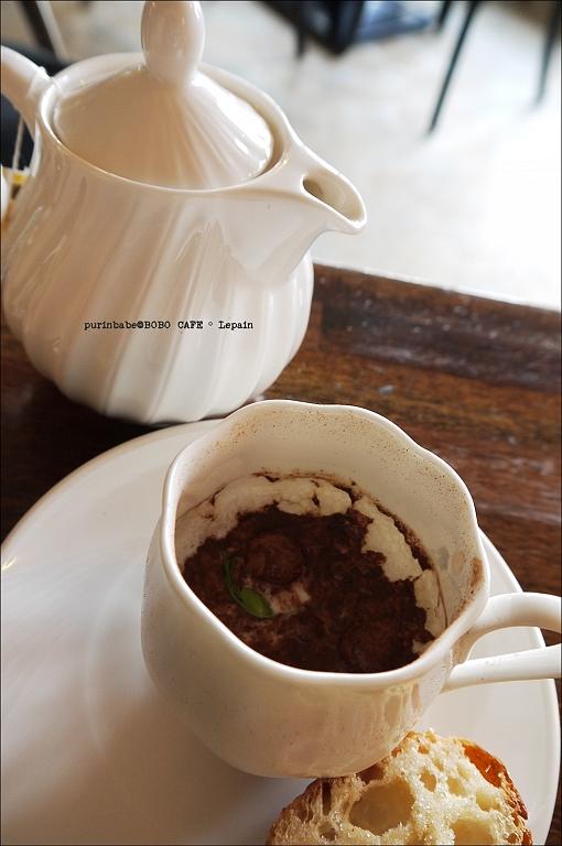 37熱巧克力盆栽奶茶1