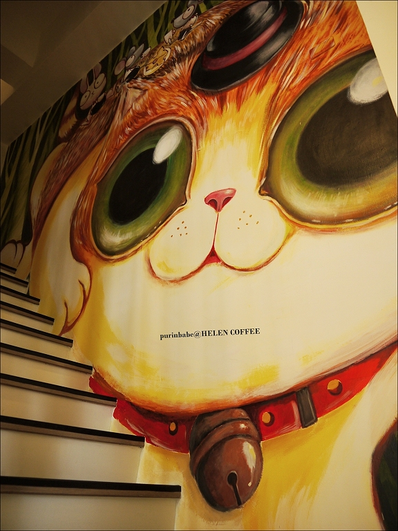 11貓咪壁畫2