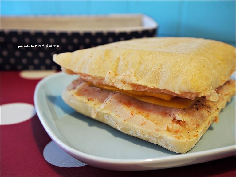 20烤起司薯泥三明治