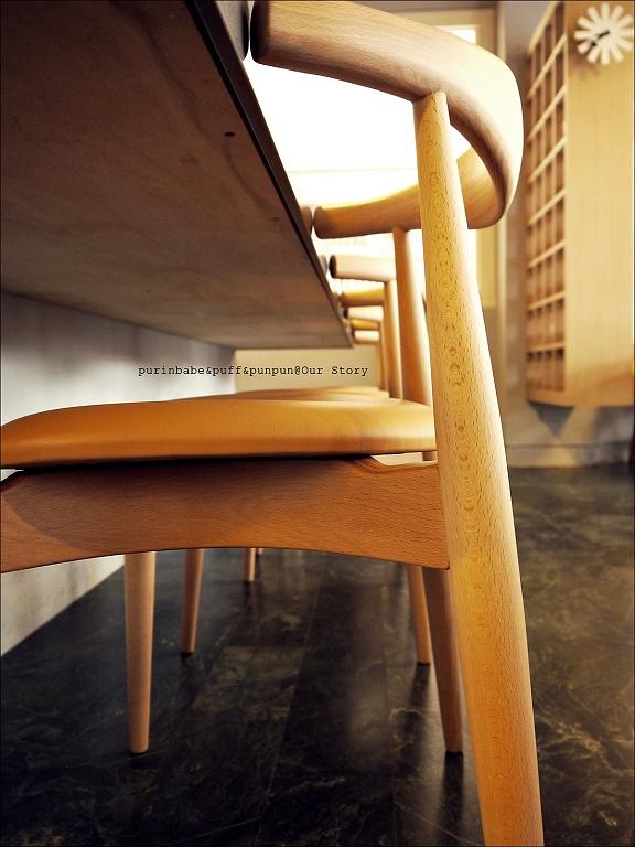 6CH20手肘椅