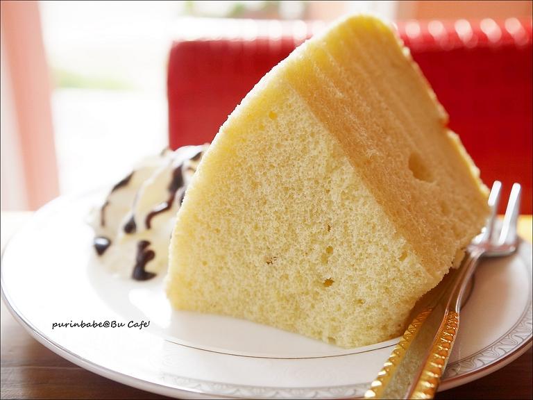 28豆漿戚風蛋糕